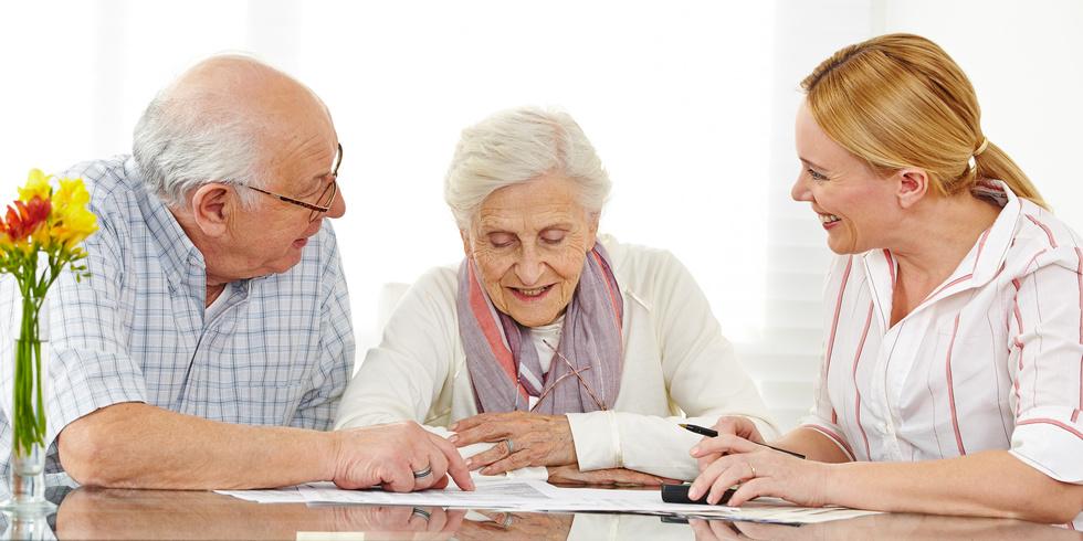 Wann müssen Rentner Steuern zahlen?